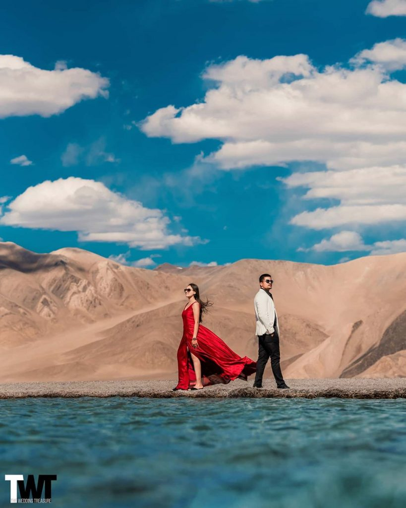 prewedding in leh ladakh