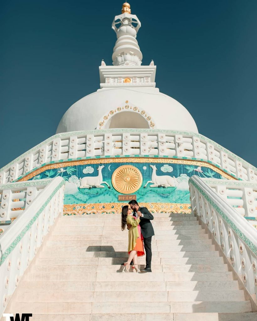 prewedding shoot in leh ladakh