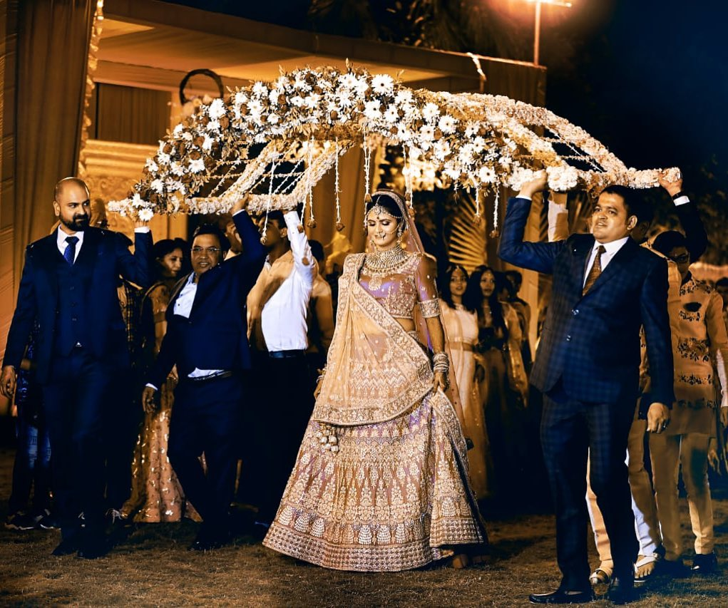 Bride entry ideas