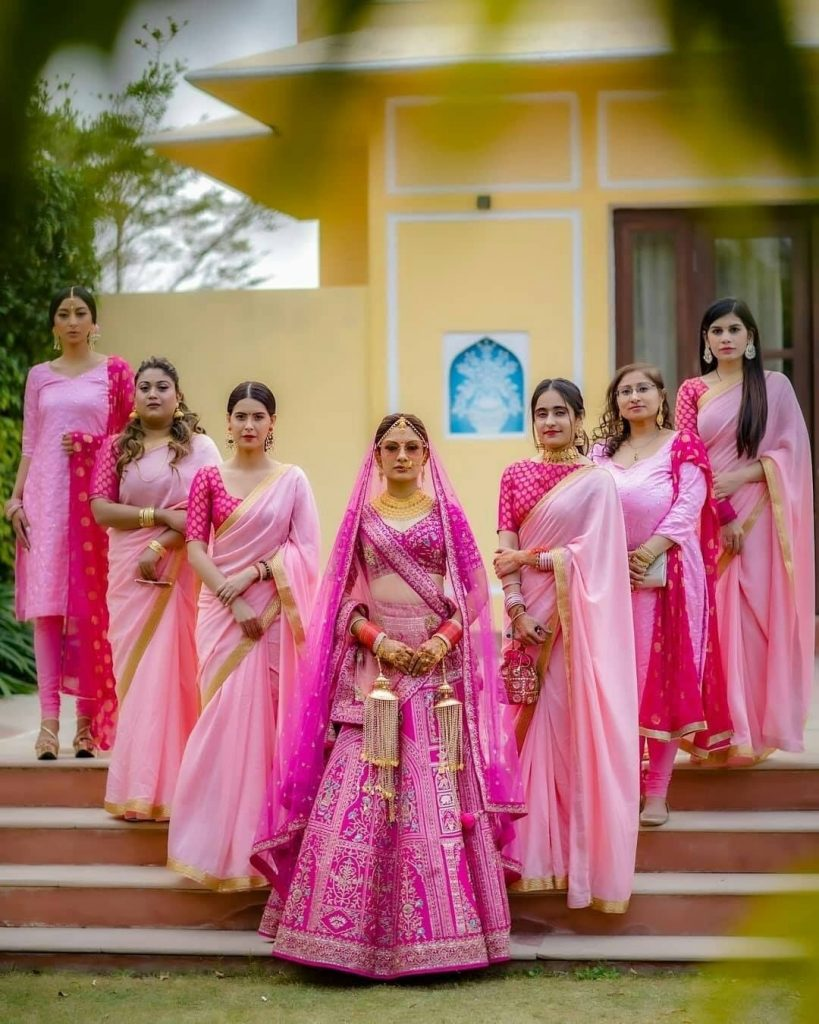 Bridesmaids Fashion trends